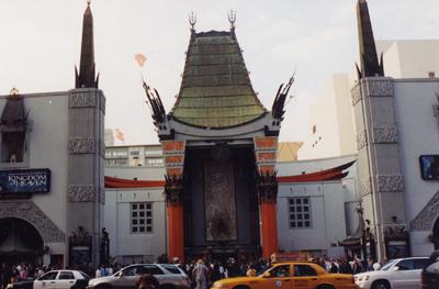 Китайский театр в Лос-Анджелесе