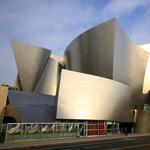 Концертный зал Диснея