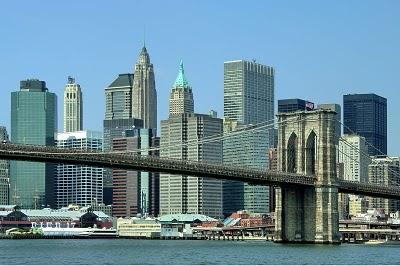 пролеты Бруклинского моста