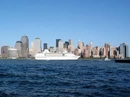 порт Нью-Йорка