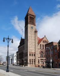 Олбани - столица штата Нью-Йорк