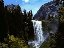 парк Калифорнии Йосемит