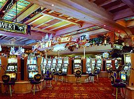 зал казино в Лас-Вегасе