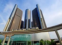 облегченное метро в Детройте