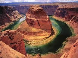 Большой каньон штат Аризона
