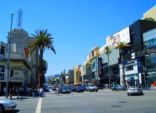 бульвар Голливуд