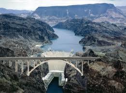 плотина Гувера и мост