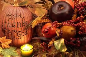 День Благодарения в Америке