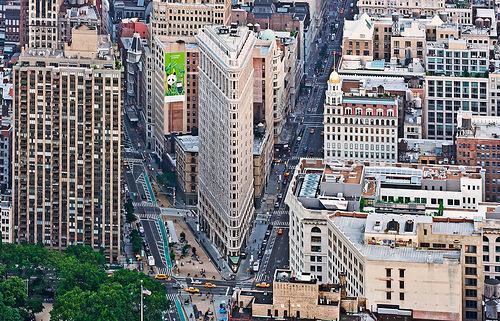 Улицы Нью-Йорка-2