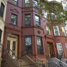старые дома Бруклин Нью Йорк