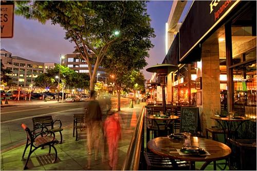 город Санта-Моника