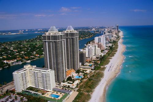 отели на Майами-Бич