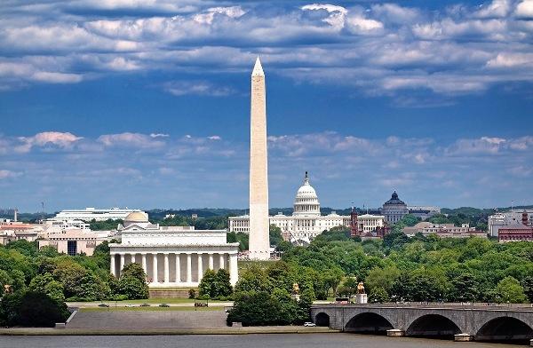 Столица США - Вашингтон