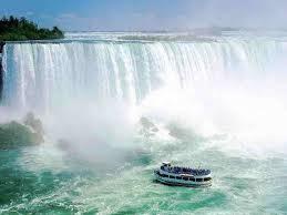 Где Ниагарский водопад