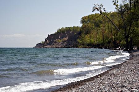 озеро Онтарио Америка