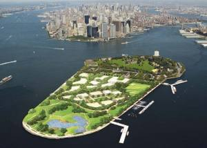 Острова Нью-Йорка
