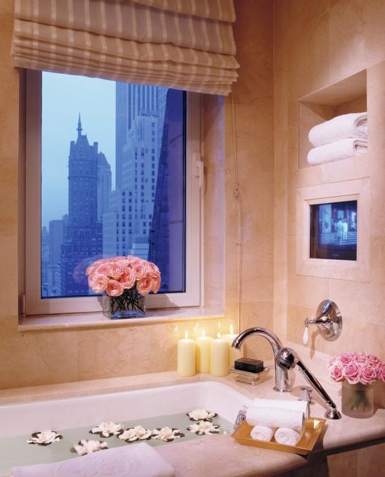 Вид на город Нью-Йорк-2