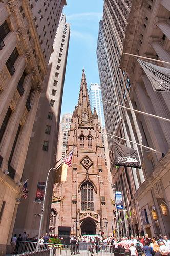 собор в Нью-Йорке