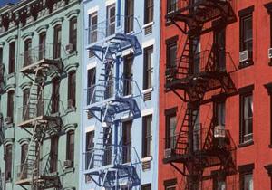 дома в Нью-Йорке
