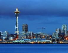 города штата Вашингтон - Сиэтл