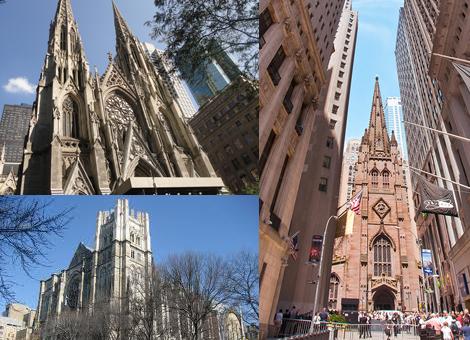 Соборы Нью-Йорка