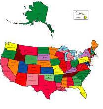 Где находится Америка