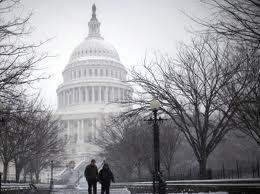 погода в Вашингтоне зимой