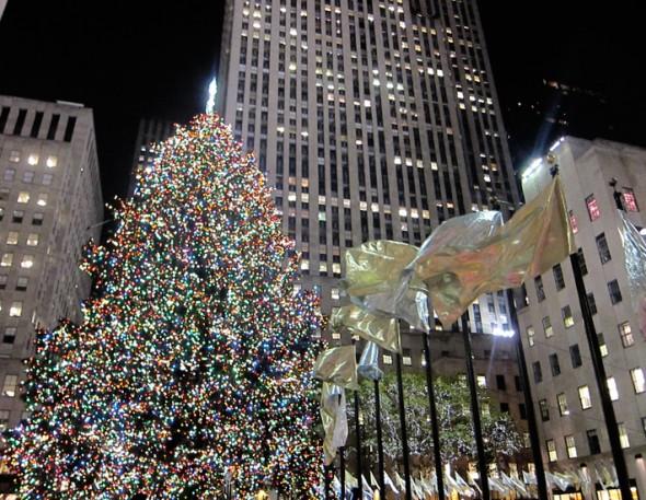 Новый год в Нью-Йорке2
