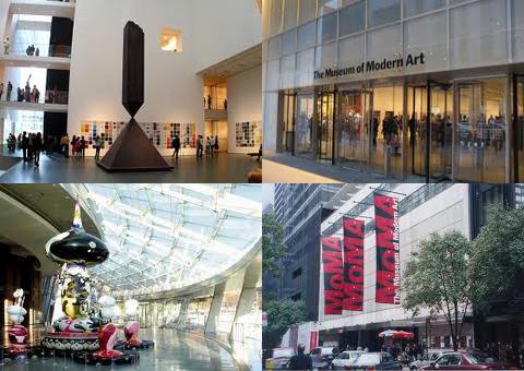 Музей современного искусства Нью-Йорк2