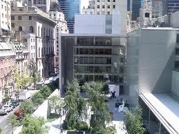 Музей современного искусства Нью-Йорк