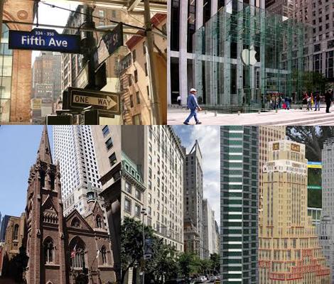 5 авеню в Нью-Йорке2