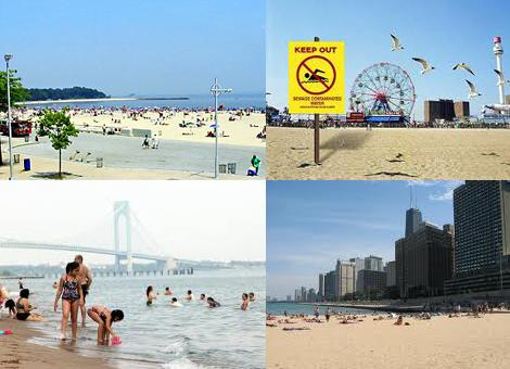 Пляжи Нью-Йорка2