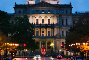 Столица штата Мичиган - Лансинг