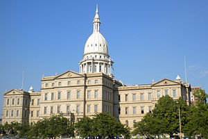 Столица штата Мичиган