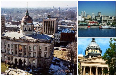 Города штата Иллинойс=2