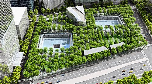 Мемориал 11 сентября-2