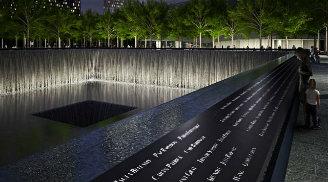 Мемориал 11 сентября