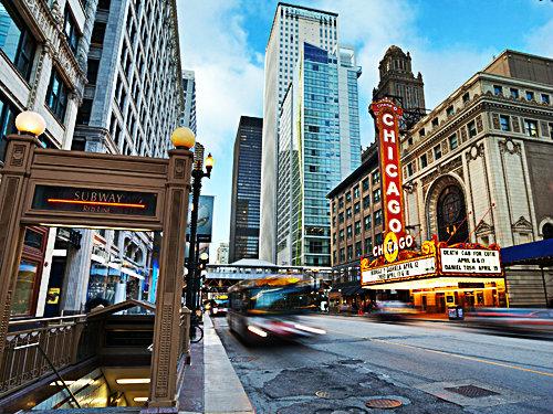 Средний Запад США - Чикаго