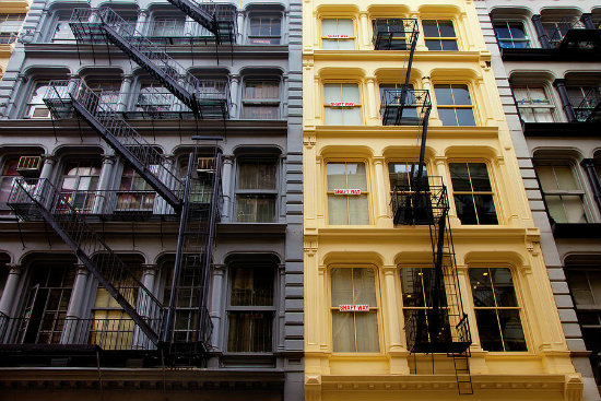Сохо в Нью-Йорке-2