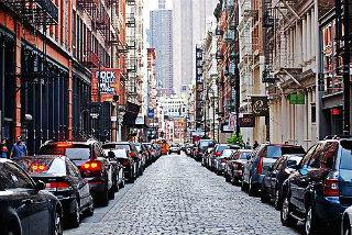Сохо в Нью-Йорке