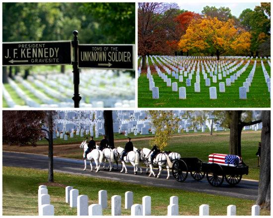 Арлингтонское кладбище-2