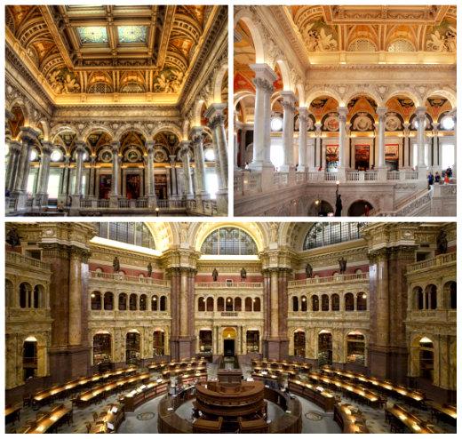 Библиотека Конгресса США -3