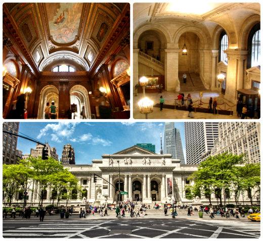 Публичная библиотека Нью-Йорка-2