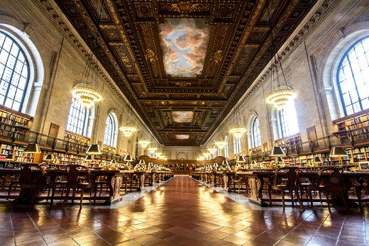 Публичная библиотека Нью-Йорка-3