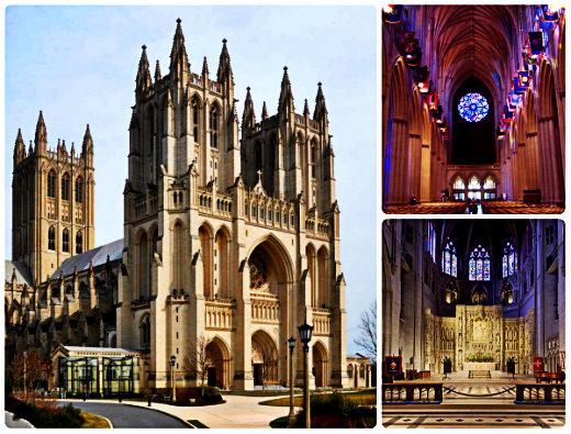 Вашингтонский кафедральный собор-2