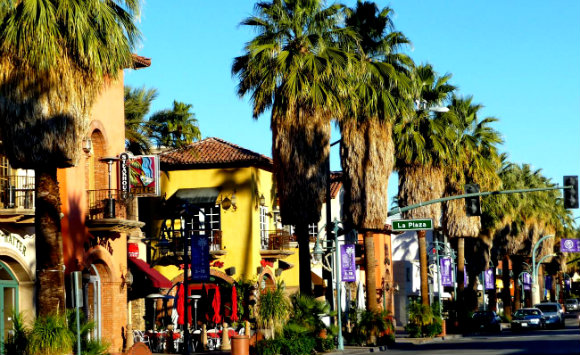 Палм-Спрингс Калифорния-2