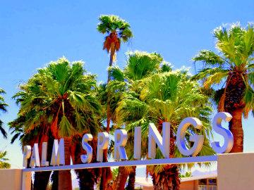 Палм-Спрингс Калифорния