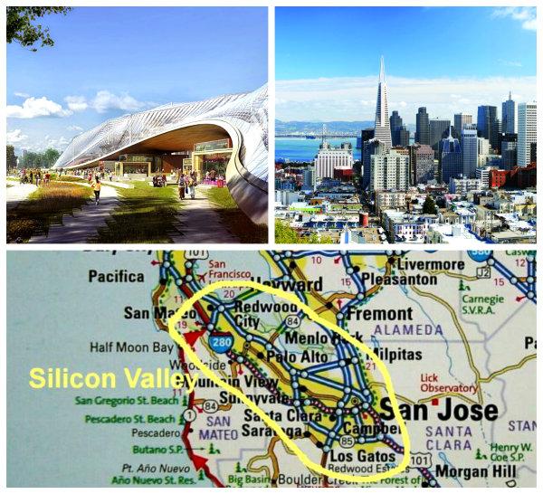 Силиконовая долина США-2