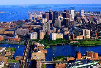 Штат Массачусетс США