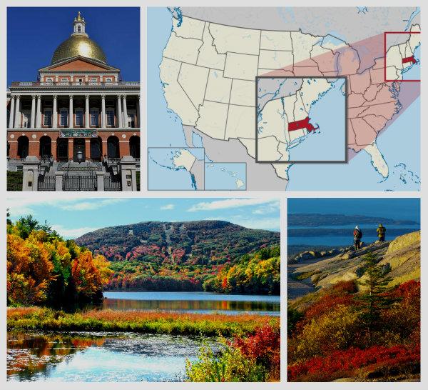 Массачусетс США